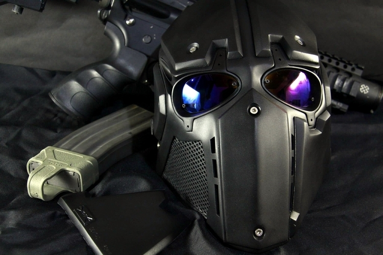 Devtac Ronin Bulletproof Headwear Just Says No To