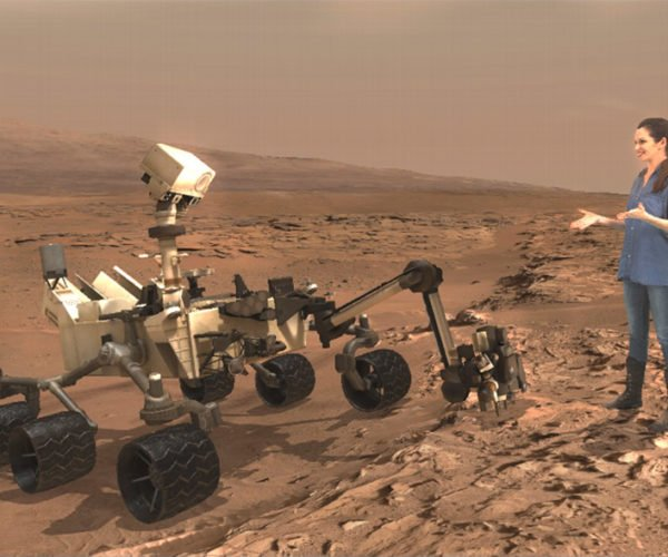 Destination: Mars Lets You Virtually Explore the Red Planet