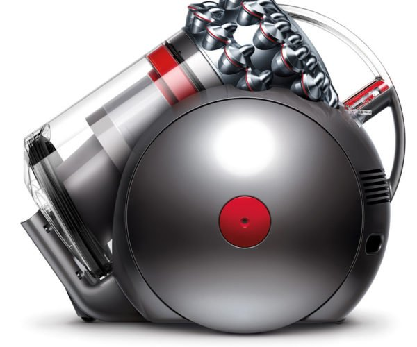 Dyson Cinetic Canister Vacuum Wobbles But It Won't Fall Down