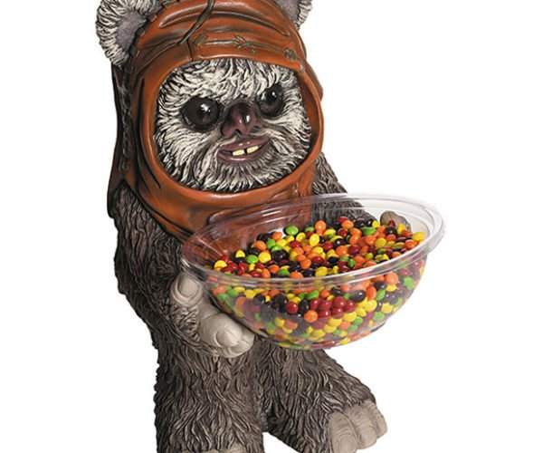 Star Wars Ewok Candy Bowl Doesn't Live in Trees