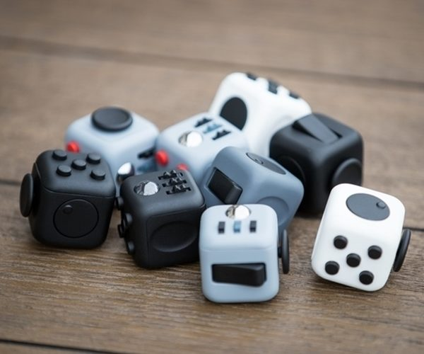 Fidget Cube Is Heaven for Fidgeters