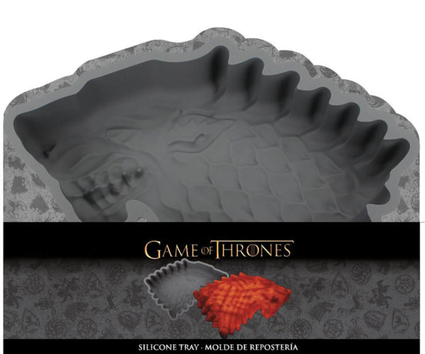 Game of Thrones Cake Molds: Frosting is Coming