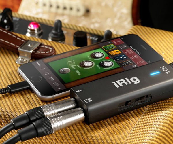 iRig HD 2 Musical Instrument Interface Ready to Rock