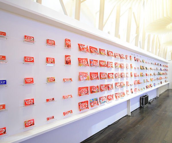 Japan Has a Kit Kat Museum: Give Me a Break