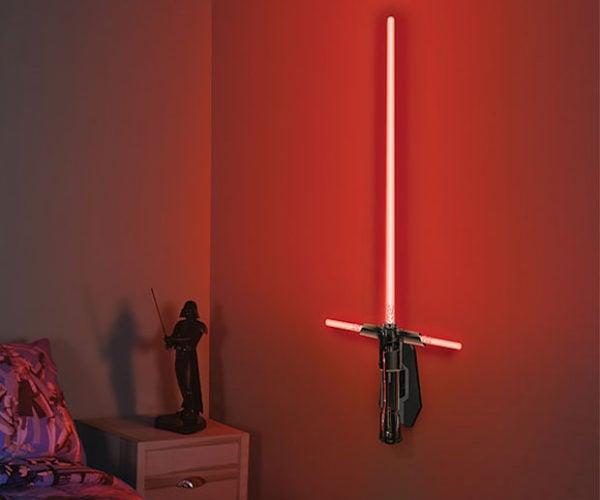 Kylo Ren Lightsaber Room Light