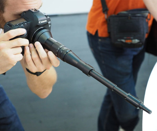 Laowa 24mm f/14 Relay Macro Lens Lets You Get Really up Close and Personal