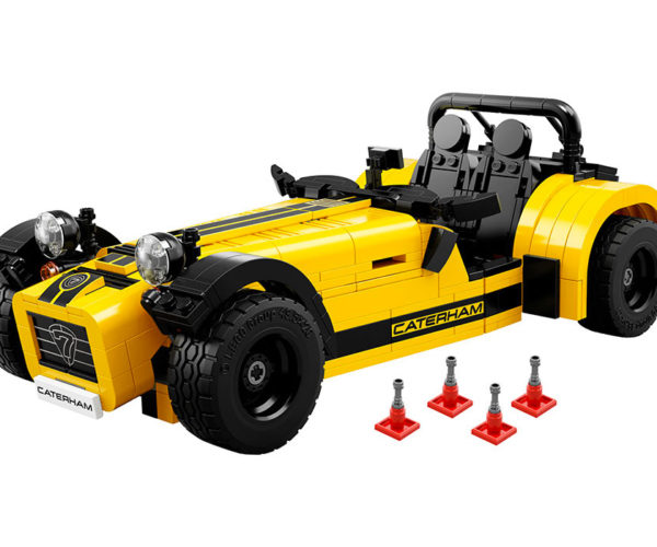 LEGO Ideas Caterham Seven 620R Is a Mini Automotive Masterpiece