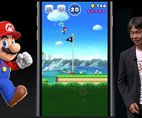 Mario Is Finally Coming to iOS
