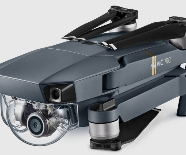 DJI Mavic Pro is a Powerful and Compact Folding Drone