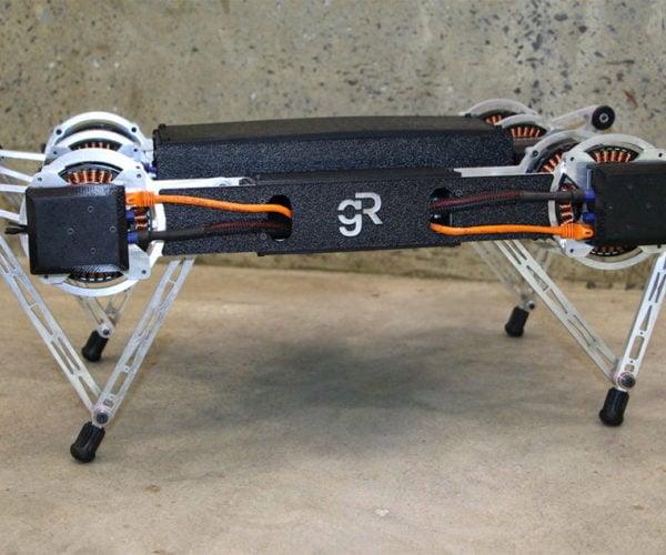 Ghost Robotics Minitaur Quadruped Can Open Doors to Snatch your Soul