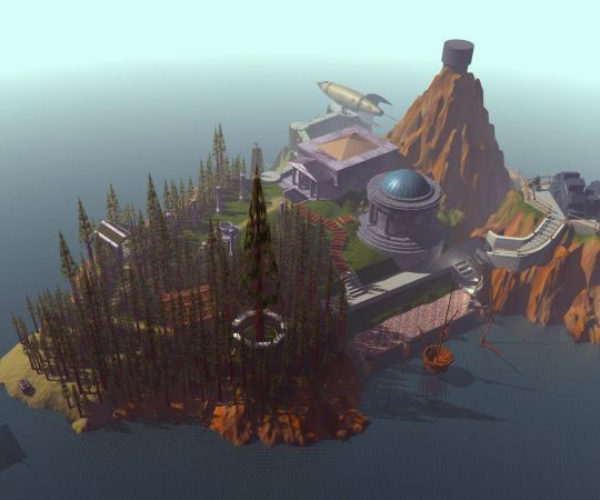 Disney Almost Built a Real-World Myst Island