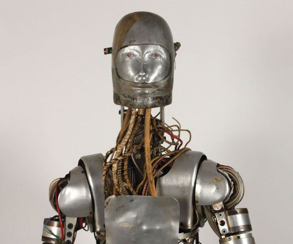 Creepy Robot That Helped NASA Test Space Suits Is for Sale