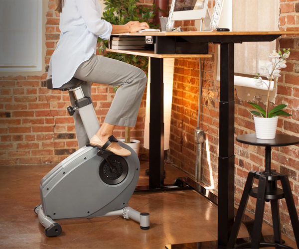 NextDesk Velo Combines Two Things You Don't Like: Work and Exercise