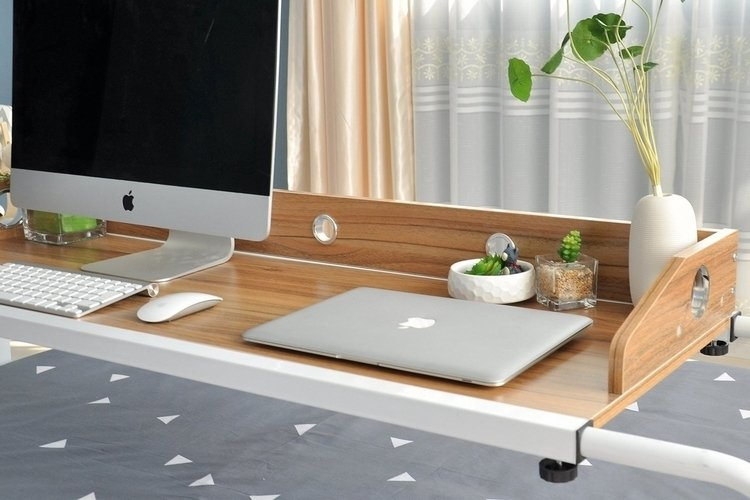 Unicoo Overbed Table Let S You Have Office In Bed