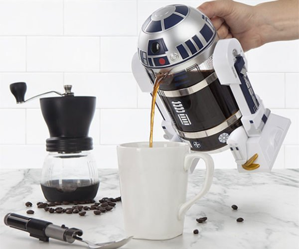R2-D2 Coffee Press: The Droid You're Jonesing for