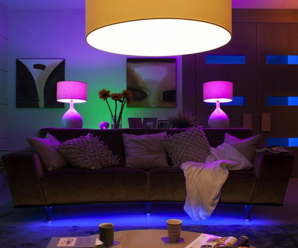 Deal: Save 25% on SMFX Bluetooth Color-Changing Smart Light Bulbs