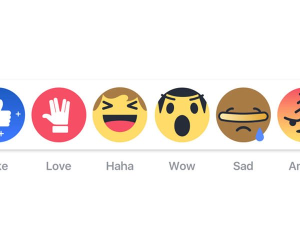 Facebook Launches Star Trek Reaction Buttons: Like Long and Prosper