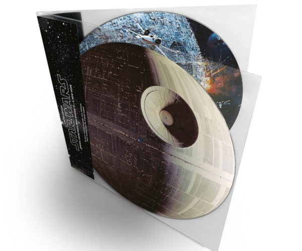 The Original Star Wars Soundtrack Is Back and It Never Looked so Good