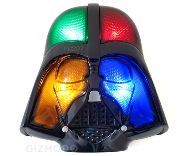Darth Vader Simon: The Colorful Side of the Force