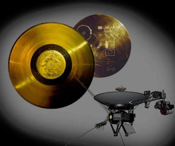 Voyager Golden Record Vinyl Box Set
