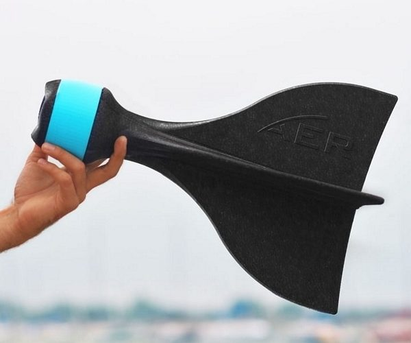Aer Is a Giant Dart That Lets You Safely Throw Your GoPro