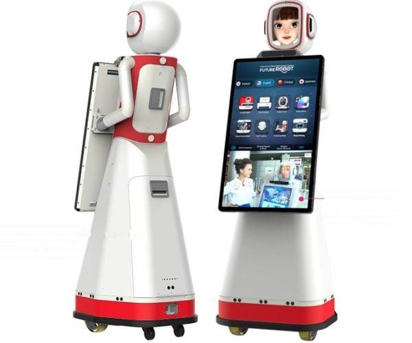 San Jose Airport Gets Robotic Customer Service Agents