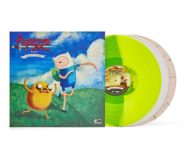 The Music of Ooo Vinyl Will Make Your Brain Go All Stupid