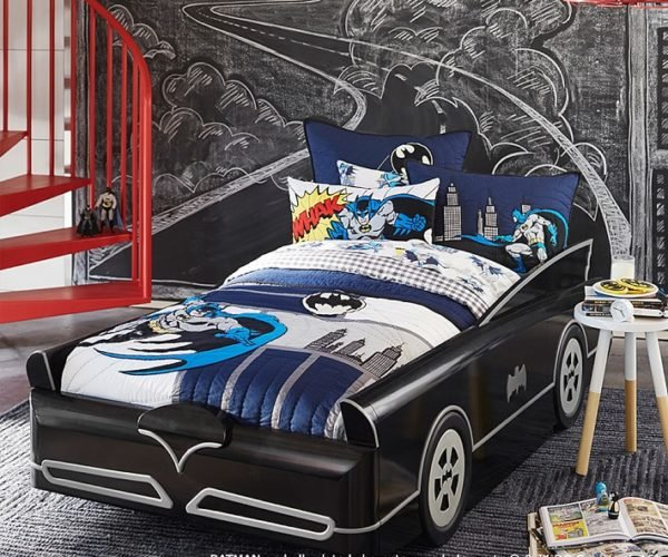 Batmobile Bed: To the Sleep Cave, Robin!