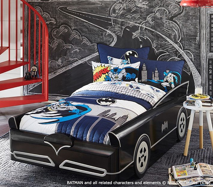 Batmobile Bed To The Sleep Cave Robin