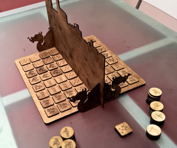 A Song of Ice and Fire Cyvasse Board Game Actually Exists