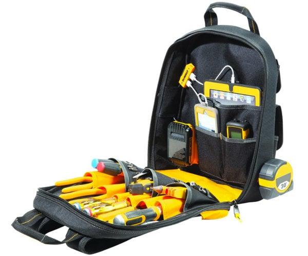DeWalt Backpack Carries Tools, Charges Gadgets