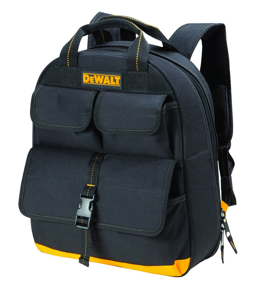 DeWalt Backpack Carries Tools, Charges Gadgets - Technabob