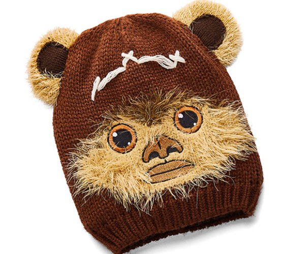 Ewok Beanie Will Keep Your Yub Nub Warm
