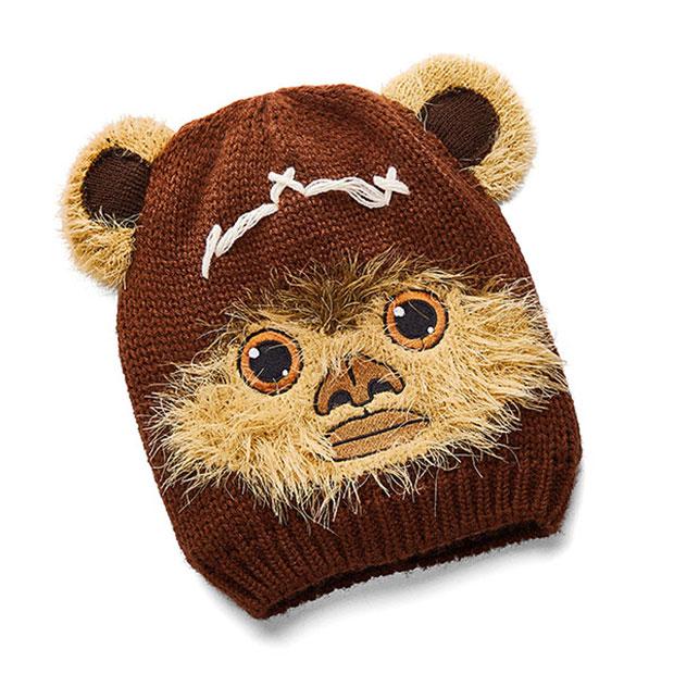 Ewok Hat: Ewok Beanie Will Keep Your Yub Nub Warm