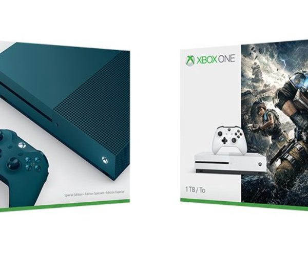 Xbox One S Gets Two Gears of War 4 Bundles