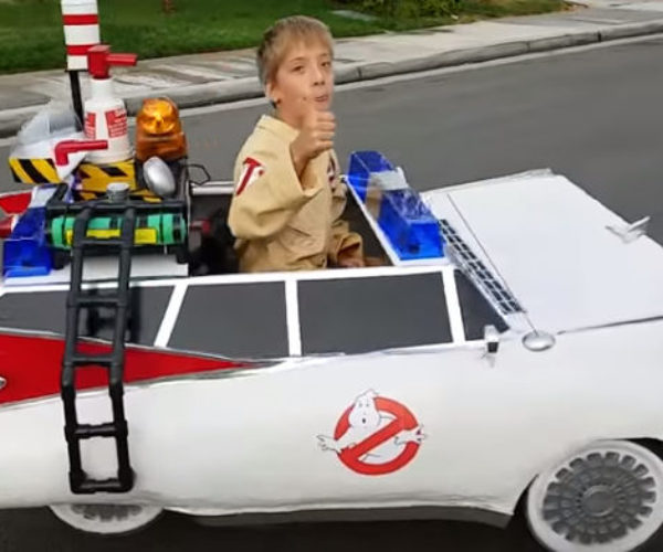 Best Ghostbusters Costume Ever