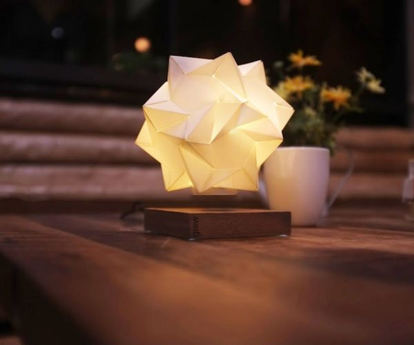 Glow Lamp Isn't a Jet Pack, But It Does Hover