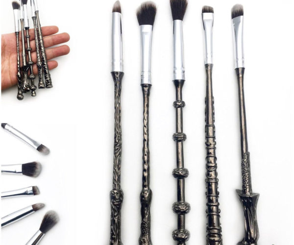 Harry Potter Makeup Brushes for Muggles