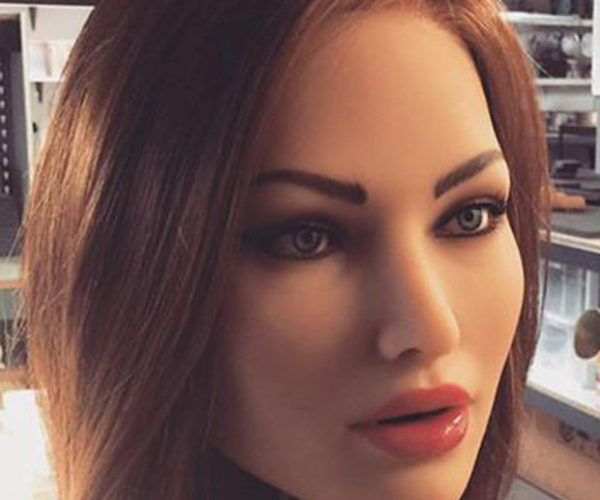 Life-like Lara Croft Sex Robot Coming Soon: That Sounds Wrong