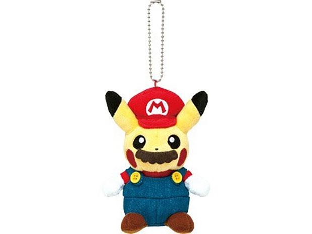 Pikachu And Mario Mashups Mariochu Pikario