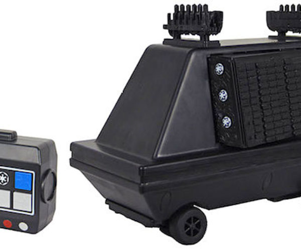 R/C Imperial Mouse Droid: Scaredymouse