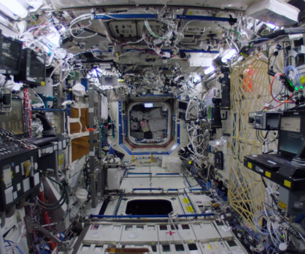 Awesome 4K NASA Video Takes Aboard the ISS