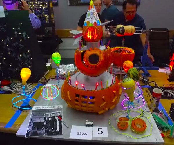 NASA Makes the Best Pumpkins