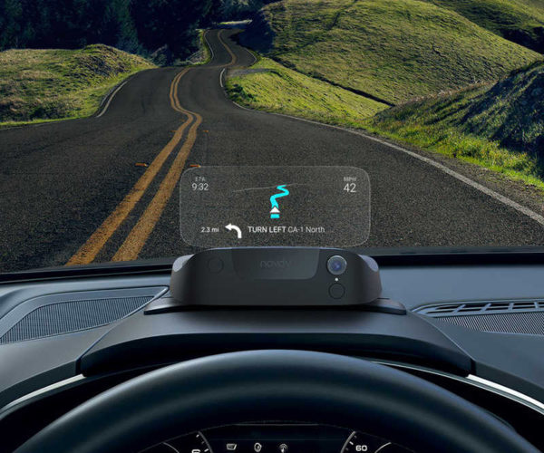 Navdy Augmented Driving Device Ships: Looks Awesome but Expensive