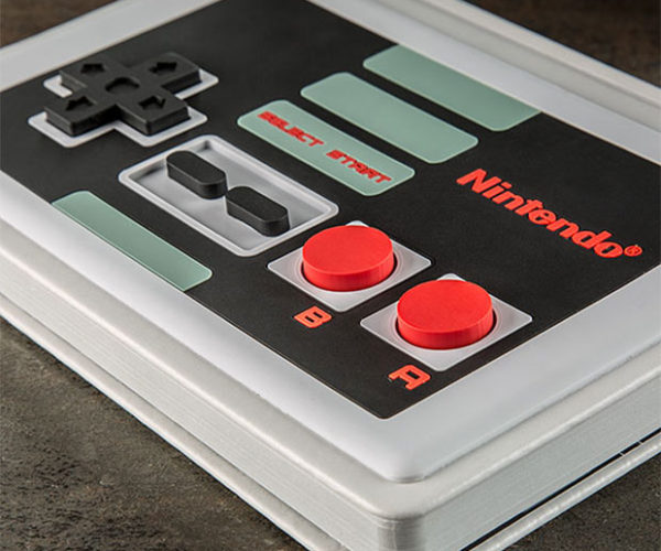 NES Controller Notebook: For Writing Down Cheat Codes