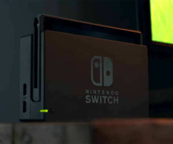 Nintendo Introduces The Nintendo Switch