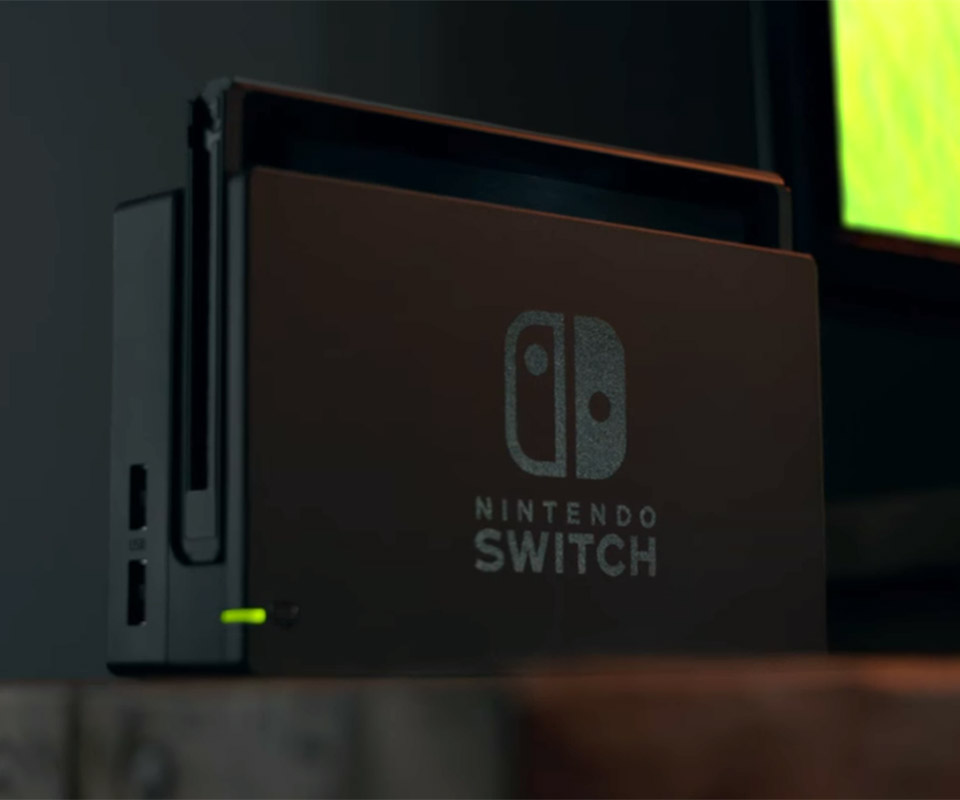 Nintendo introduces the nintendo switch technabob - How to console into a switch ...