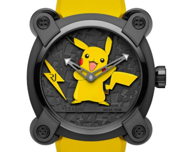 This Pikachu Watch Will Cost You $20,000: Dollars, Gotta Spend 'Em All