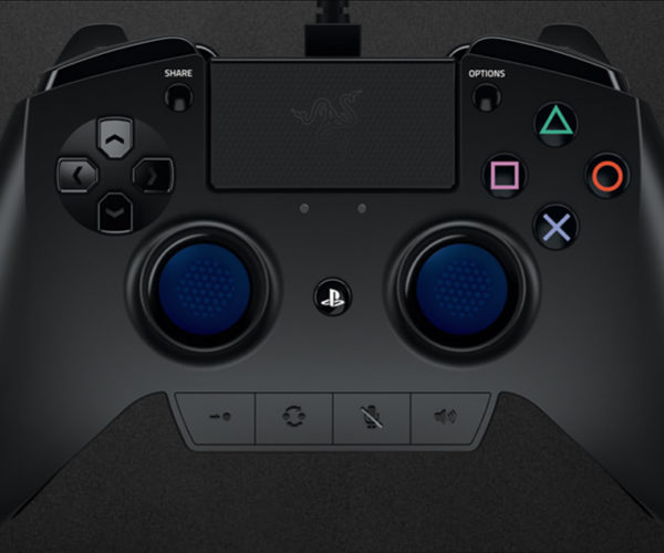 Sony Pro-Gaming PS4 Controllers Coming