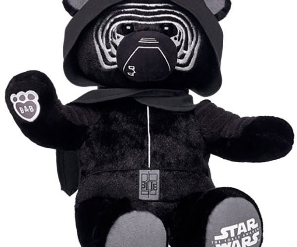 Kylo Ren Build-a-Bear Won't Kill Han Solo Bear